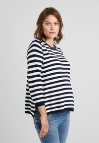 Seraphine - JANICE 2-IN-1 - Strickpullover - nautical blue - 3