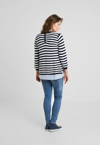 Seraphine - JANICE 2-IN-1 - Strickpullover - nautical blue - 2