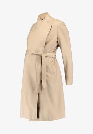 BEVERLY WRAP COAT - Zimní kabát - camel