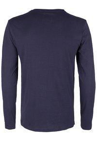 SOULSTAR - SOULSTAR - Langærmede T-shirts - navy - 1