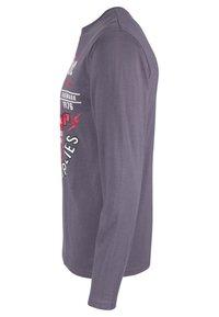 SOULSTAR - LONGSLEEVE - Langærmede T-shirts - dark grey - 2