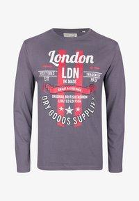 SOULSTAR - LONGSLEEVE - Langærmede T-shirts - dark grey - 0