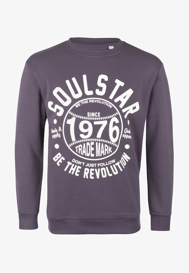 SOULSTAR  - Sweatshirts - dunkelgrau