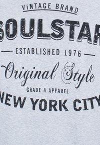 SOULSTAR - SOULSTAR  - Sweatshirts - grau melange - 3
