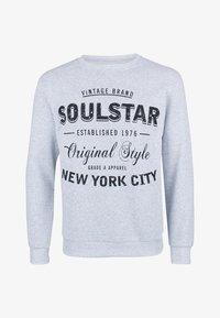SOULSTAR - Sweatshirts - gray melange - 0