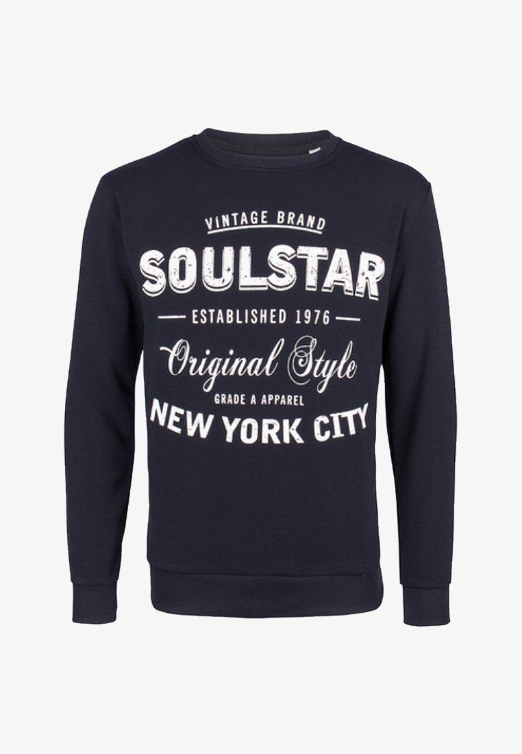 SOULSTAR - Sweatshirt - dark navy