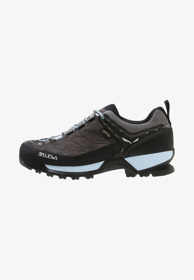 MTN TRAINER GTX - Outdoorschoenen - charcoal/blue fog