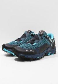 Salewa - ULTRA TRAIN 2 - Trail running shoes - capri/poseidon - 2