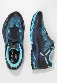 Salewa - ULTRA TRAIN 2 - Trail running shoes - capri/poseidon - 1