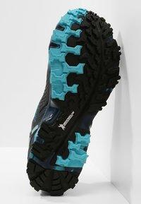 Salewa - ULTRA TRAIN 2 - Trail running shoes - capri/poseidon - 4