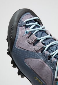 Salewa - ALPENVIOLET MID GTX - Hiking shoes - grisaille/ethernal blue - 5