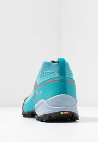 Salewa - ALPENVIOLET - Hiking shoes - canal blue/ocean - 3