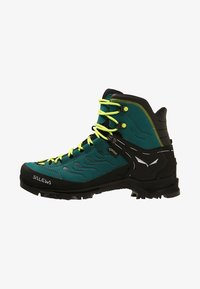 Salewa - RAPACE GTX - Mountain shoes - shaded spruce/sulphur spring - 0