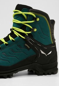 Salewa - RAPACE GTX - Mountain shoes - shaded spruce/sulphur spring - 5