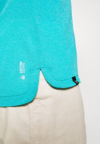 Salewa - PEDROC 2 DRY TEE - Sports shirt - ocean melange - 5