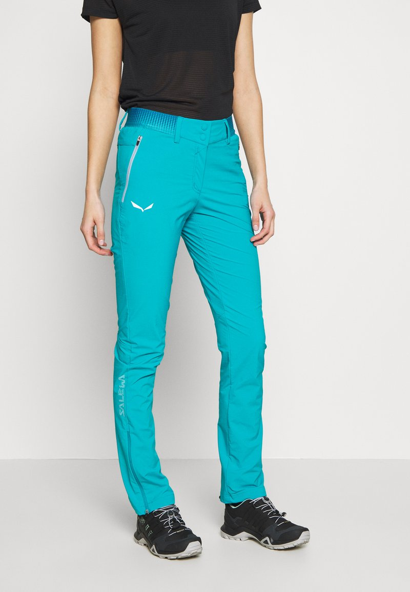 Salewa - PEDROC  - Outdoor trousers - ocean