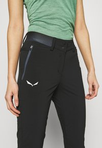 Salewa - PEDROC  - Pantaloni outdoor - black out - 4