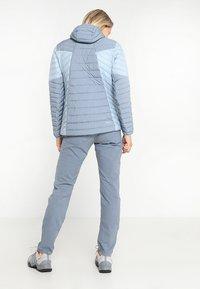 Salewa - FANES PANAMA - Outdoor trousers - flint stone - 2