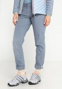 Salewa - FANES PANAMA - Outdoor trousers - flint stone - 0