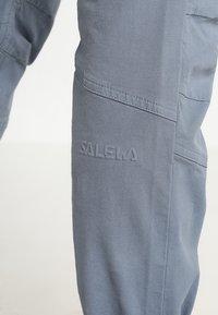 Salewa - FANES PANAMA - Outdoor trousers - flint stone - 4