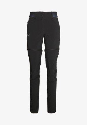 PEDROC - Pantalons outdoor - black out