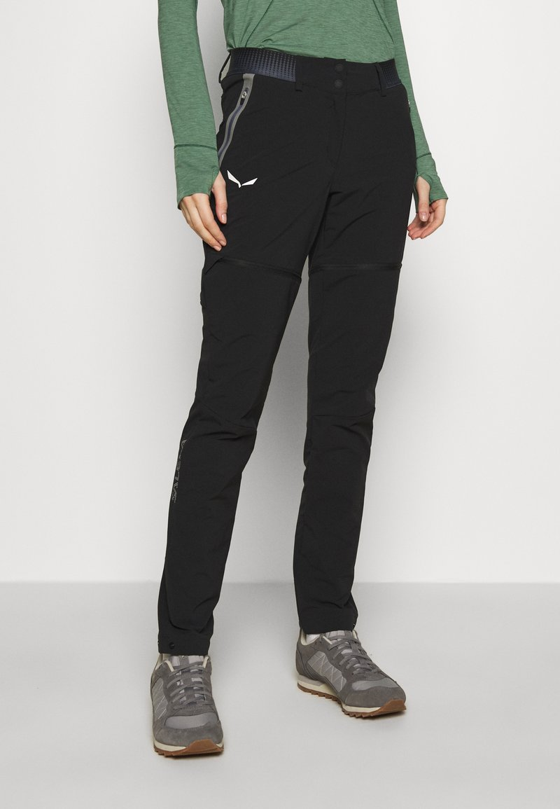 Salewa - PEDROC - Outdoor trousers - black out