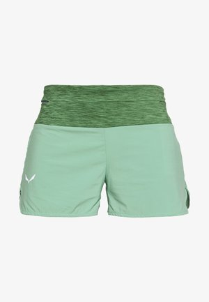 PEDROC SHORTS - Outdoor shorts - feldspar green