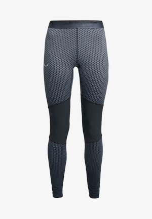 PEDROC WINTER - Leggings - ombre blue