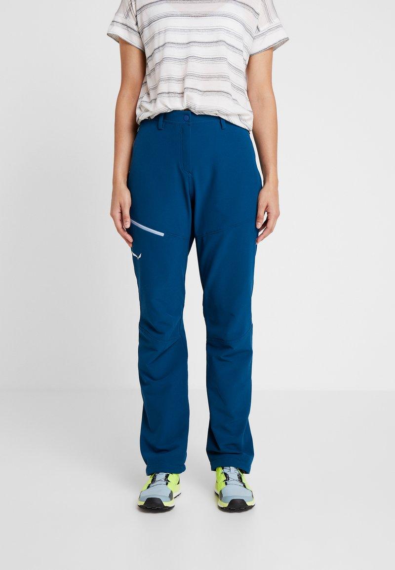 Salewa - DOLOMITIC - Outdoor trousers - poseidon
