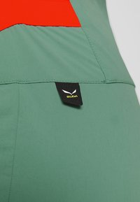 Salewa - AGNER LIGHT ENGINEER - Trousers - feldspar green - 6
