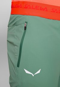Salewa - AGNER LIGHT ENGINEER - Trousers - feldspar green - 3