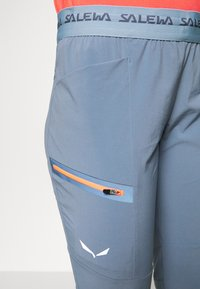 Salewa - PEDROC LIGHT - Outdoor trousers - flint stone - 3