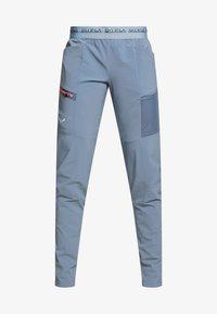 Salewa - PEDROC LIGHT - Outdoor trousers - flint stone - 6