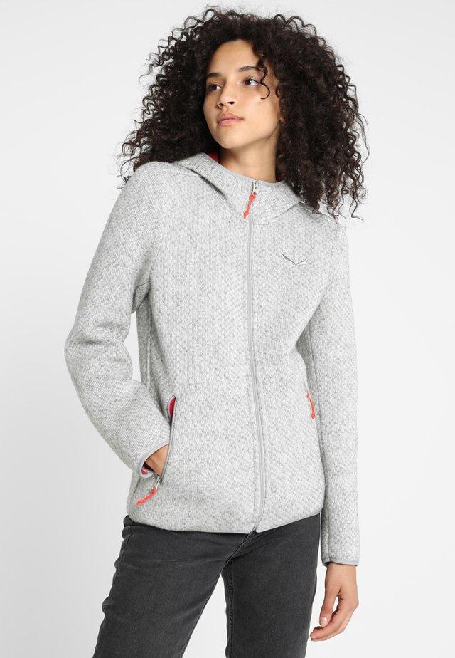 Outdoor jacket - silver