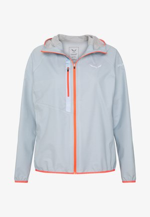 PUEZ LIGHT - Hardshell jacket - blue fog