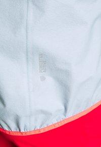 Salewa - PUEZ LIGHT - Hardshell jacket - blue fog - 6