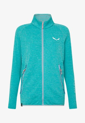 PEDROC - Fleece jacket - ocean melange