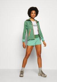 Salewa - AGNER HYBRID  - Fleecová bunda - feldspar green melange - 1