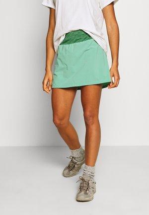 PEDROC SKORT - Sports skirt - feldspar green