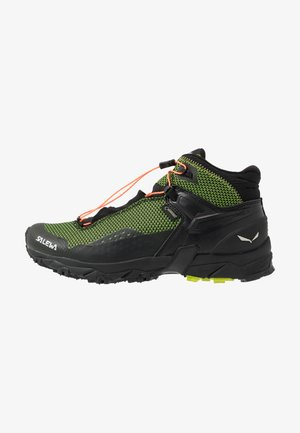 MS ULTRA FLEX MID GTX - Obuwie hikingowe - cactus/fluo orange