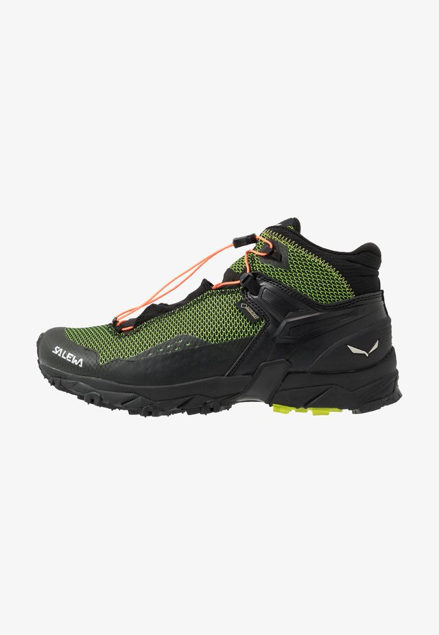 MS ULTRA FLEX MID GTX - Outdoorschoenen - cactus/fluo orange