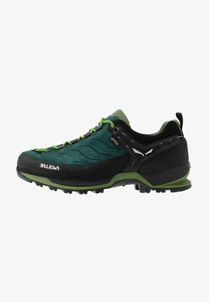 MS MTN TRAINER GTX - Bergschoenen - becks/fluo yellow