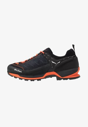 MS MTN TRAINER - Bergschoenen - asphalt/fluo orange