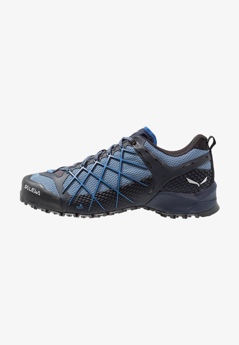 Salewa - MS WILDFIRE - Chaussures à scratch - premium navy/royal blue