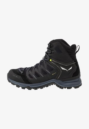 MTN TRAINER LITE MID GTX - Hiking shoes - black