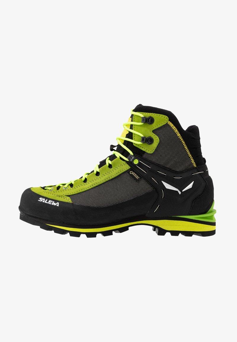 Salewa - CROW GTX - Chaussures de montagne - cactus/sulphur spring