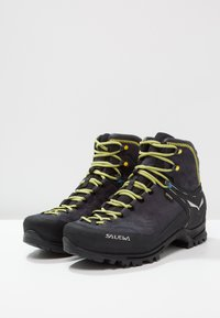 Salewa - RAPACE GTX - Obuwie górskie - night black/kamille - 2