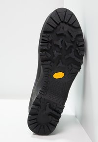 Salewa - RAPACE GTX - Obuwie górskie - night black/kamille - 4