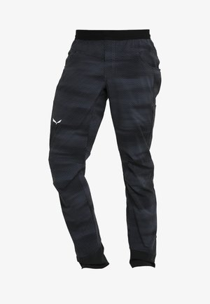 AGNER LIGHT DST PANT - Trousers - ombre blue