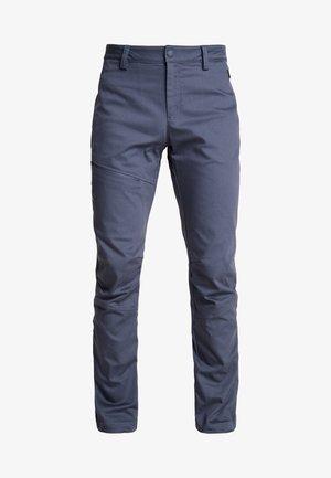 FANES - Pantaloni - ombre blue